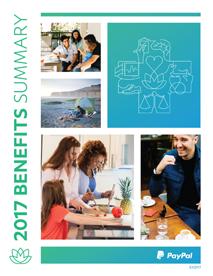 PayPal Benefits Brochure